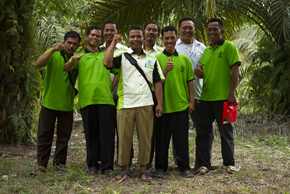 ISPO Training Commences for Independent Smallholders in Pelalawan